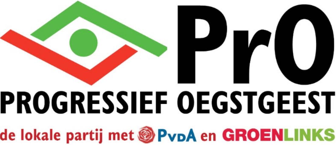 (openbare) ledenvergadering 21 oktober