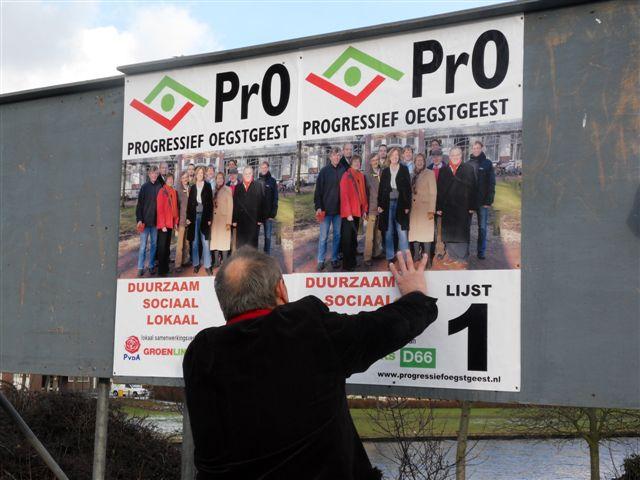 Vacature gemeenteraadslid PrO 2018-2022