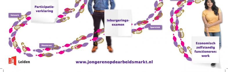 Mentoren gezocht voor statushouders in Leiden