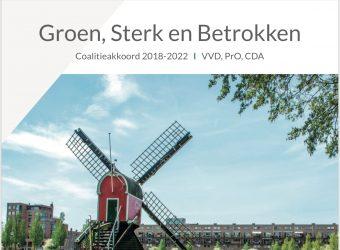 Persbericht coalitie VVD PrO CDA