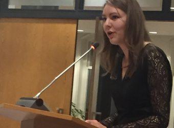 Uitgesproken tekst van onze fractievoorzitter Melanie van Driel bij de Algemene Beschouwingen voor de begroting 2020 d.d. 31 oktober 2019
